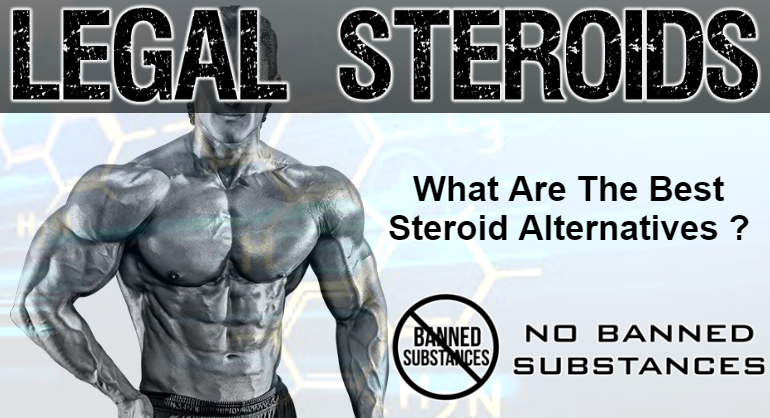 Steroid Alternatives